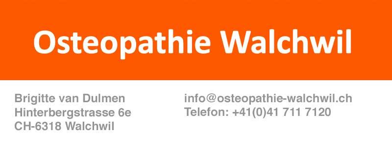 Osteopathie Walchwil